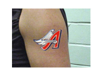 "2.5"" x 3.5"" Temporary Tattoos"