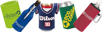 Kick Off Summer with Personalized Koozies