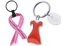 Awareness Key Chains
