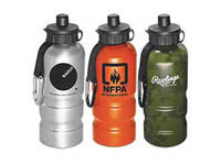 20 oz. Sahara Aluminum Sports Bottles