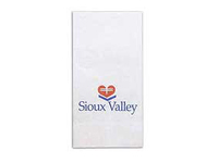 Dinner Napkins, High Quantity, White 2-Ply