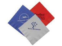 Bar Napkins, Assorted Colors, 3-Ply