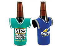 Neoprene Jersey Bottle Koozies