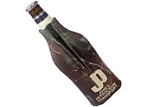 Camo Zipper Bottle Coolies