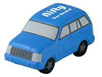 SUV Shaped Stress Balls