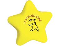 Star Shaped Stress Balls