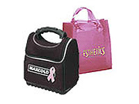 Pink Awareness Bags and Totes