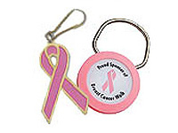 Breast Cancer Awareness Key Chains