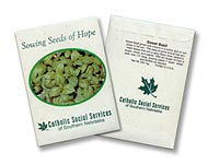 Sweet Basil Seed Packets