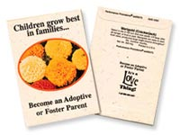 Marigold Seed Packets