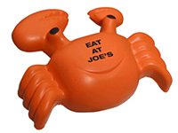 Crab Shaped Stress Balls