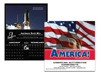 Patriotic Wall Calendars
