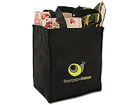 85% Recycled Shopping Bags