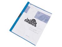 Opaque Plastic Report Folders