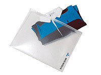 Plastic Envelopes with Zip Lock Closure