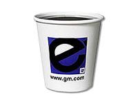 Paper Cups, White 6 oz.
