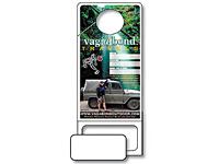 Skinny Mini Door Hangers with Magnet