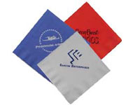 3ply Assorted Color Beverage Napkins