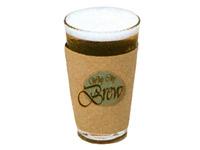 Brown Kraft Draft Drink Wraps