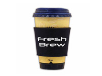 Foam Custom Coffee Sleeves