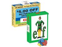 Chiclet Gum Boxes, Eco-Friendly Boxes, Four Color Process