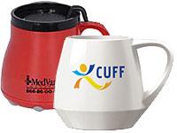 Plastic and Acrylic Mugs