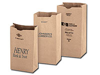 Heavy Weight Coin & Nail Paper Bags