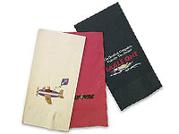 Colored 3-Ply, 8 Fold Dinner Napkins