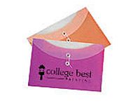 "10"" x 12"" Translucent Poly Envelopes"