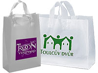 Soft Loop Shopping Bags