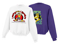 Jerzees Youth Fleece Crew Sweatshirts