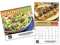 Healthy Eating 16 Month Recipe Calendars