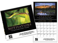 Motivations 16 Month Scenic Calendars