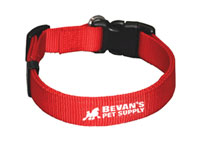 Large Nylon Dog Collars