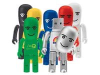 USB Flash Drives, USB People