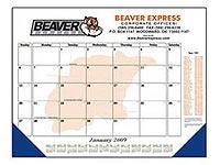 Deskmate Desk Pad Calendars