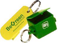 Eco-Friendly Keychains