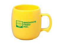 10.5 oz. Corn Plastic Mugs