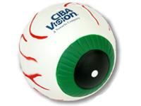 Eyeball Shaped Stress Balls