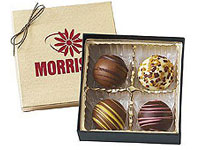 Kosher Chocolate Truffle Gift Boxes