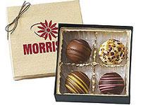 Kosher Chocolate Truffle Gift Boxes