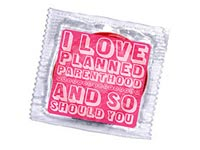 Bulk Full Color Label Condoms