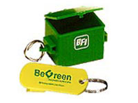 Eco-Friendly Key Chains