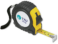12' Rubber Sleeve Measuring Tapes