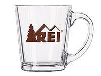 13.5 oz. Glass Mugs