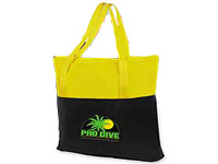Two Tone Recyclable Plastic Bags