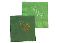 2-Ply Colored Beverage Napkins