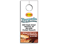 Full Color Paper Door Hangers