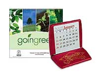 Eco-Friendly Calendars
