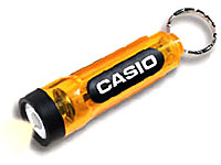 Hi Tech Mini Keychain Flashlights